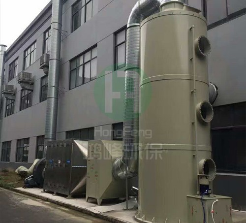 Low temperature plasma purification equipment